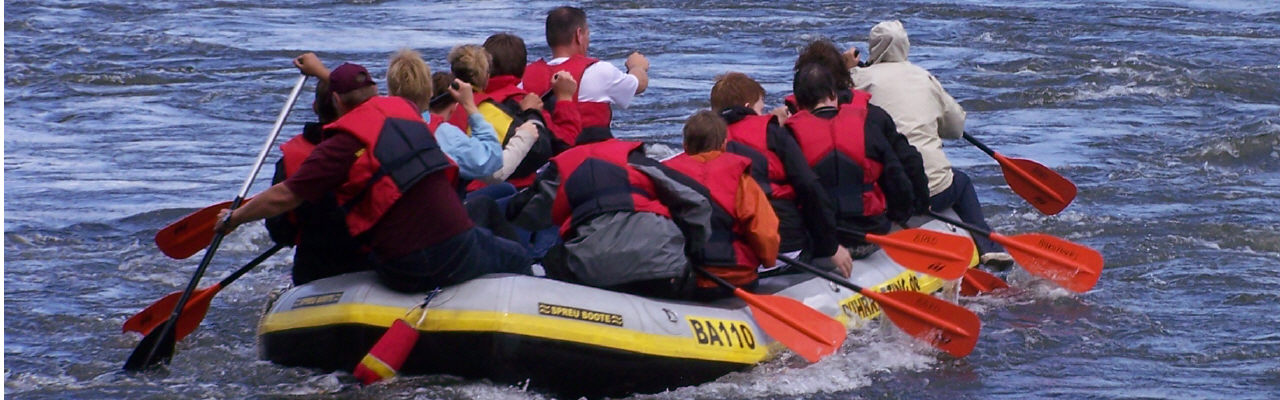 rafting nrw sauerland